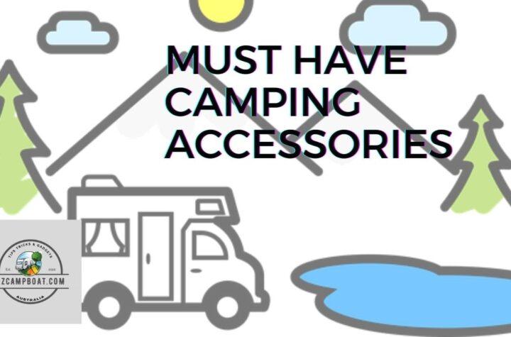 must have caravan accessories