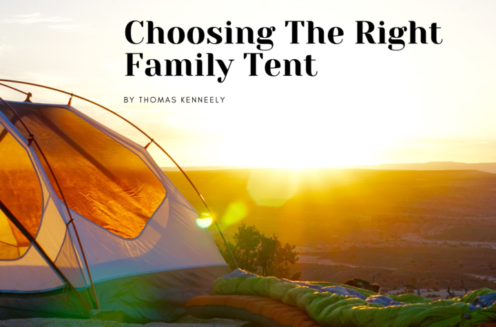 choose a family tent